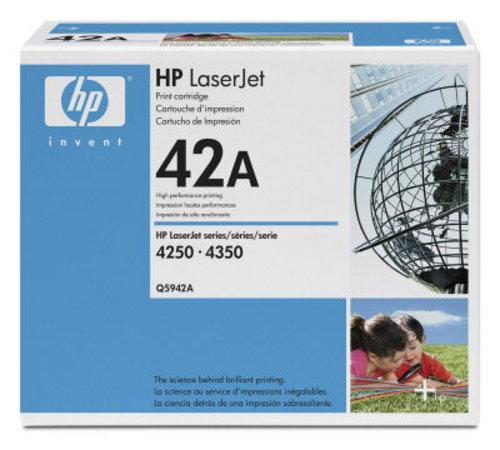 HP Q5942A, Smart Toner nero 10'000 pagine