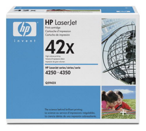 HP Q5942X, Smart Toner noir 20'000 pages