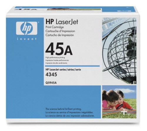 HP Q5945A, Smart Toner nero 18'000 pagine