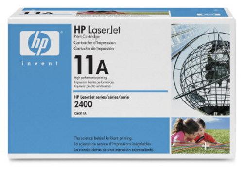 HP Q6511A, Toner noir 6'000 pages