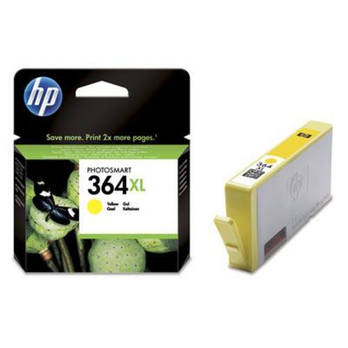 HP Nr. 364XL, TPA yellow, CB325EE