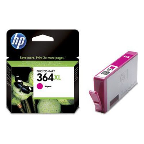 HP Nr. 364XL, TPA magenta, CB324EE