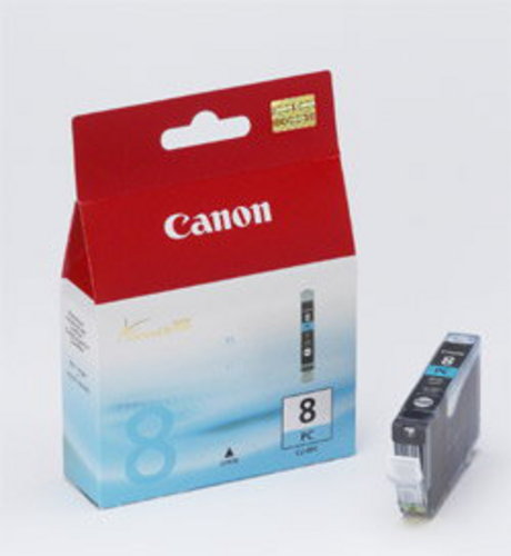 Canon CLI 8PC, Cartuccia d'inchiostro Photo cyan, 280 pagine