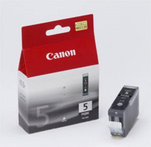 Canon PGI 5-bk, Cartuccia d'inchiostro nero pigment