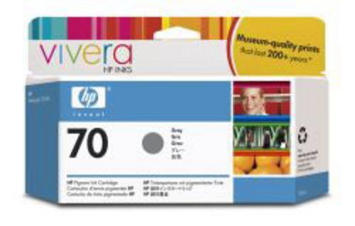 HP No. 70, Cartouche d'encre gris, Vivera d'encre, C9450A