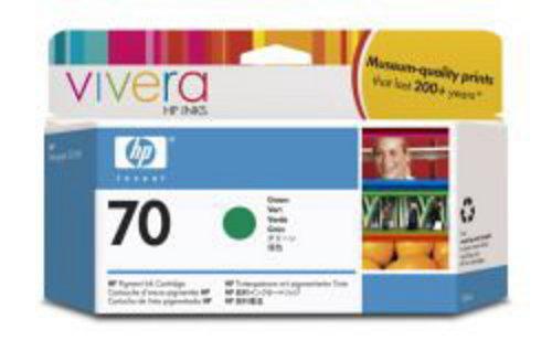 HP Nr. 70, TPA grün, Vivera Tinte, C9457A