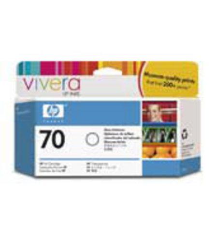 HP Nr. 70, TPA Glanzverstärker, Vivera Tinte, C9459A