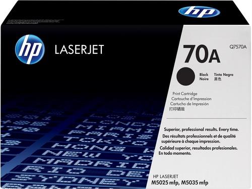 HP Q7570A, Toner schwarz, 15'000s