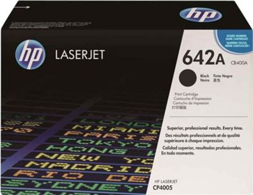 HP CB400A, Toner nero, 7'500 pagine, CB400A
