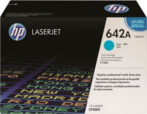 HP CB401A, Toner cyan, 7'500 pages