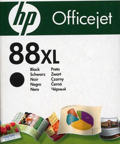 HP Nr. 88, TPA large schwarz, dye, Vivera Tinte, C9396AE