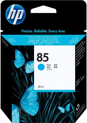 HP Nr. 85, TPA cyan, Vivera Tinte, C9425A