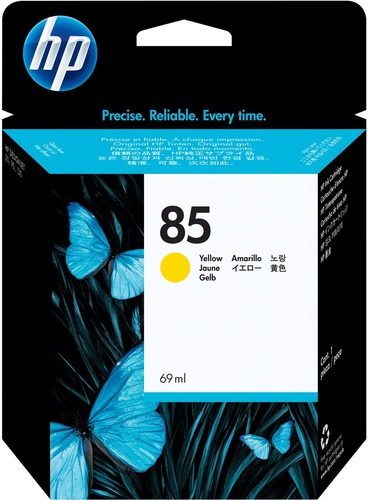 HP Nr. 85, TPA yellow, Vivera Tinte, C9427A