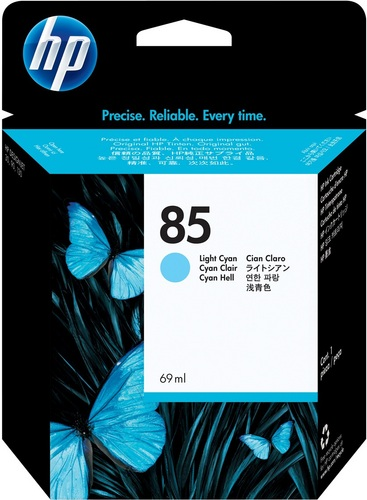 HP Nr. 85, TPA light cyan, Vivera Tinte, C9428A