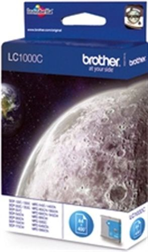 Brother LC1000C, Cartuccia d'inchiostro cyan