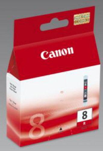 Canon CLI-8R, Cartouche d'encre rouge