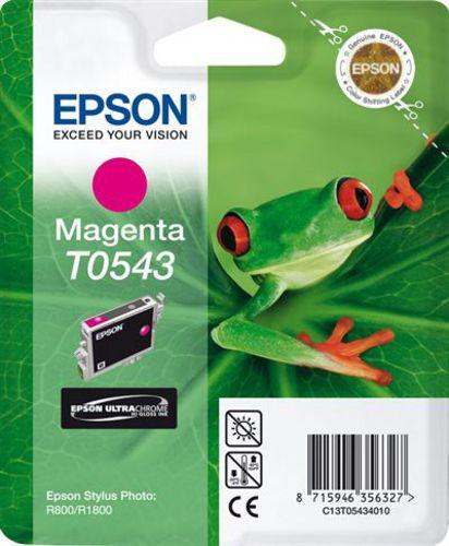 Epson T05434010, Cartuccia d'inchiostro magenta, 13ml