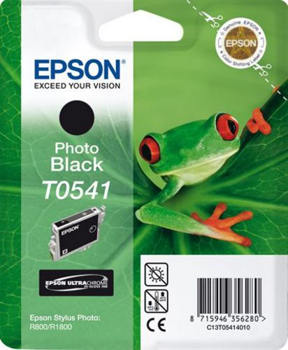 Epson T05414010, Cartuccia d'inchiostro photo nero, 13 ml