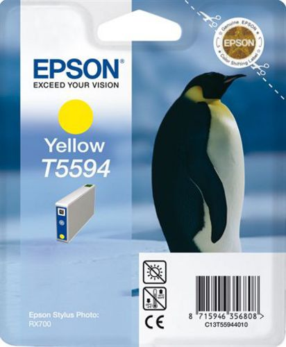 Epson T55944010, TPA yellow, 13 ml 400s