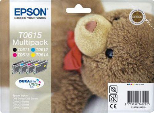 Epson T06154010, Epson Ultra Multipack Pigment