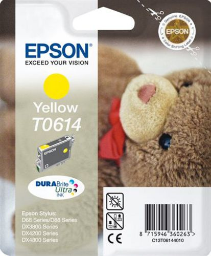 Epson T06144010, TPA yellow Pigment 250s