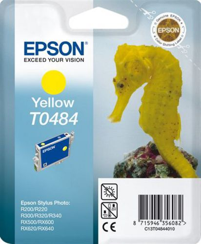 Epson T04844010, TPA yellow, 13ml
