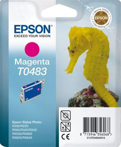 Epson T04834010, TPA magenta, 13ml