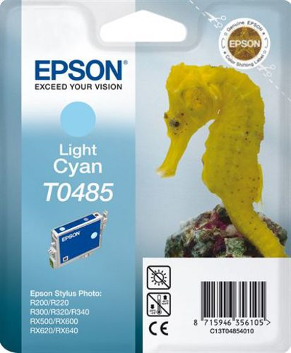 Epson T04854010, TPA light cyan, 13ml