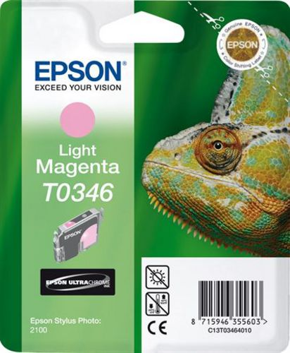 Epson T03464010, TPA light magenta, 17ml (33151) 440s