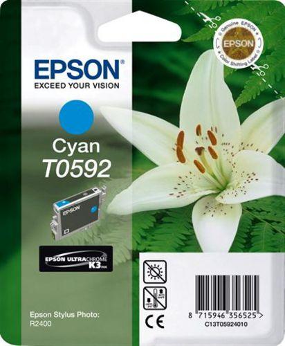 Epson T05924010, Cartouche d'encre cyan, 13ml