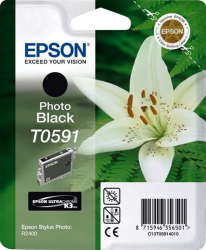 Epson T05914010, Cartuccia d'inchiostro Photo nero