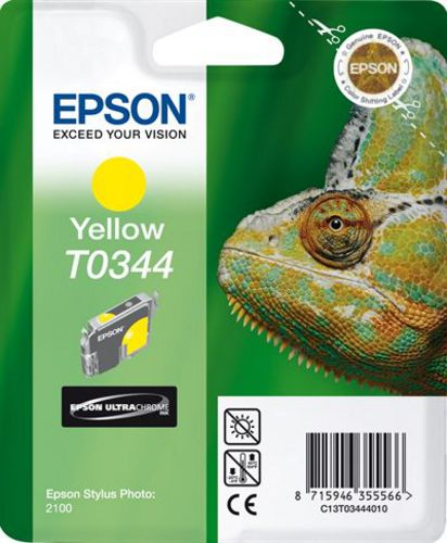 Epson T03444010, TPA yellow, 17ml (33149) 440s