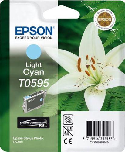 Epson T05954010, Cartouche d'encre cyan clair 13 ml