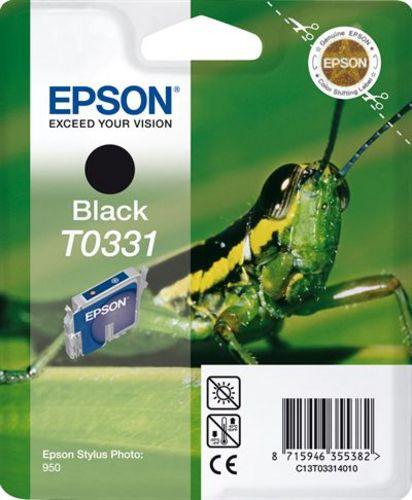Epson T03314010, TPA schwarz, 17ml (33132) 620s