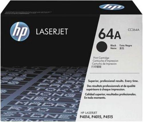 HP CC364A, Toner schwarz, 10'000s