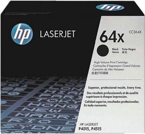 HP 364X, Toner noir, 24'000 pages