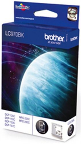 Brother LC970BK, TPA schwarz