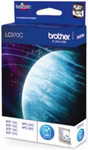 Brother LC970C, Cartouche d'encre cyan
