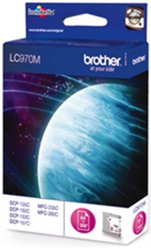 Brother LC970M, TPA magenta