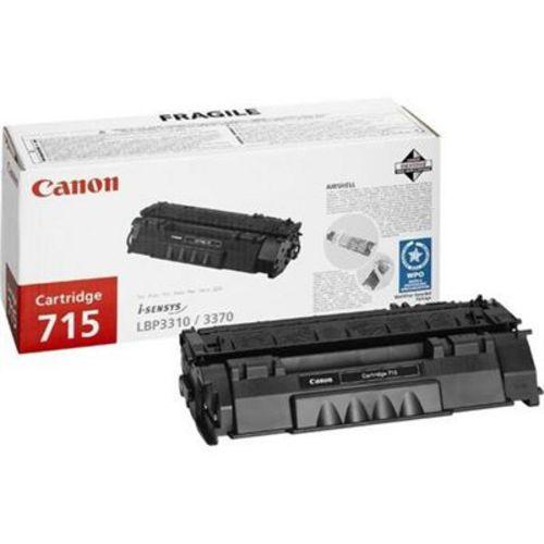 Canon 715, Toner schwarz