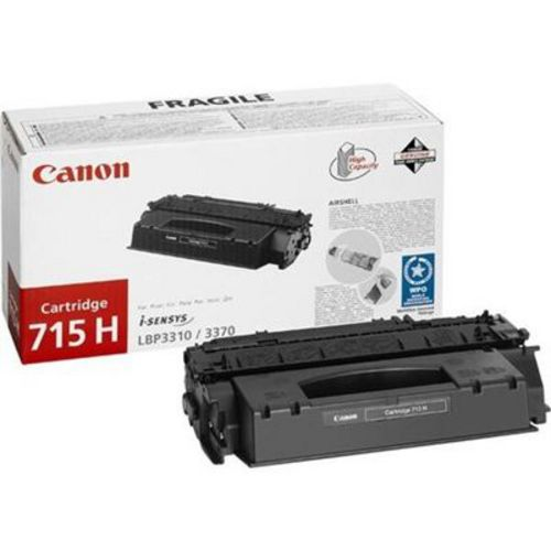 Canon 715H, Toner nero, High Capacity