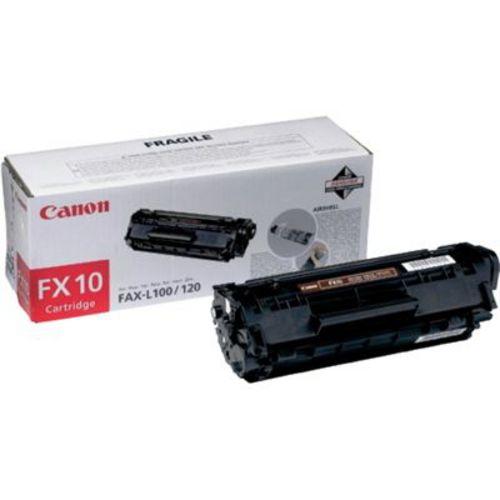 Canon FX-10, Toner nero 2'000 pagine