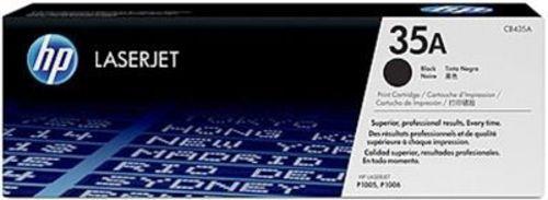 HP CB435A, Toner schwarz, 1'500s