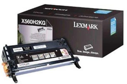 Lexmark X560, Toner schwarz High Yield 10'000s