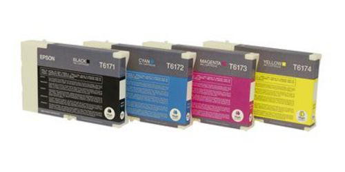 Epson T617100, TPA schwarz, High Yield
