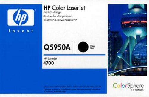 HP Q5950A, Toner schwarz, 11'000s
