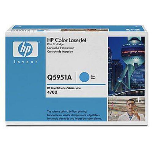 HP Q5951A, Toner cyan, 10'000s