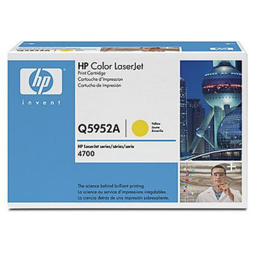 HP Q5952A, Toner yellow, 10'000s