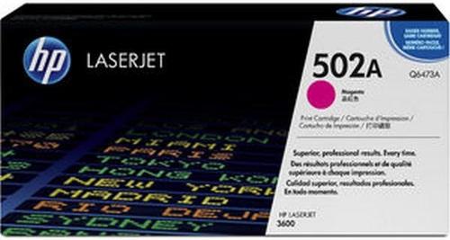 HP Q6473A, Toner magenta, 4'000 pagine