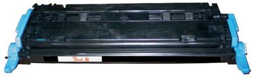 Peach pour HP Q6000A noir Toner compatible